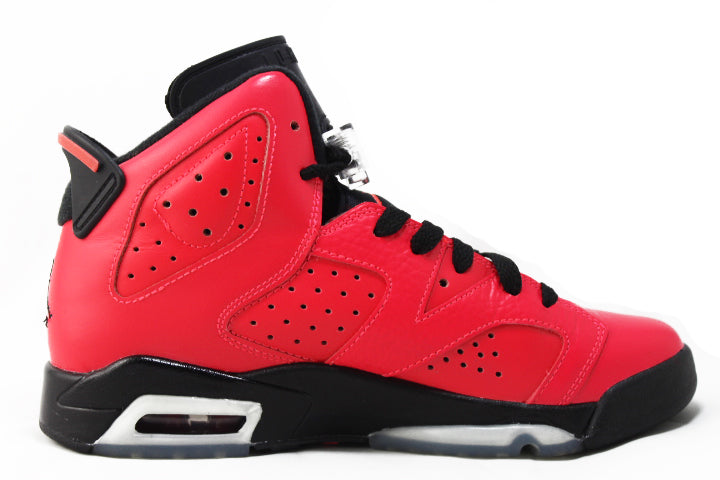 "Air Jordan 6 Retro GS ""Infrared 23 Toro"" (*No Box)"