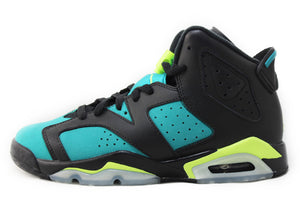 "Air Jordan 6 Retro GS ""Green Volt"" (No Box*)"
