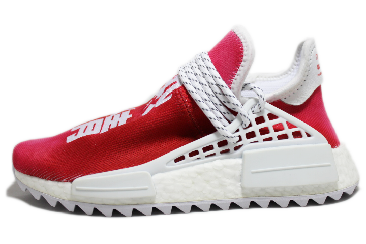 "low priced d4fd6 264ae Pharrell x Adidas NMD HU China Pack ""Passion"" RED"