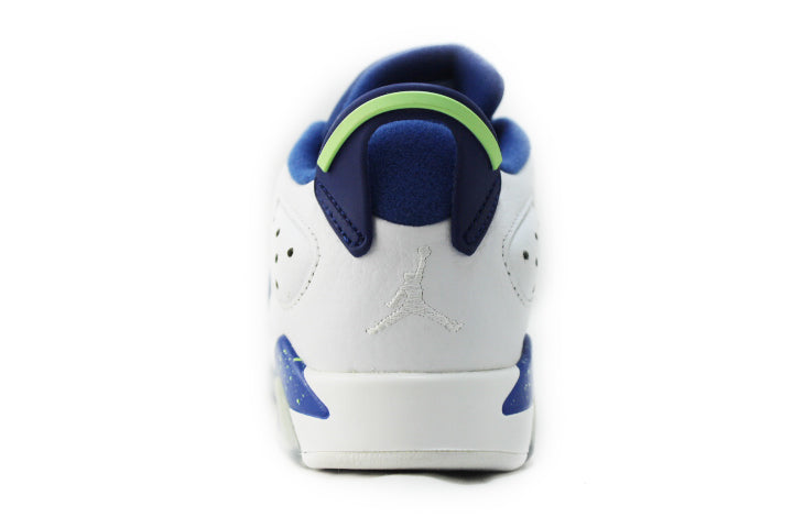 "Air Jordan 6 Retro Low GS ""Ghost Green"" (No Box*)"