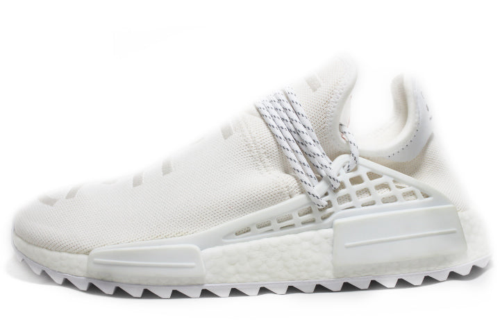 """outlet store bbde7 b7e0c Pharrell x Adidas Human Race NMD """"Blank Canvas"""""""