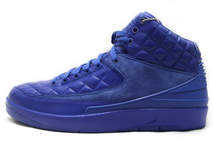 "DON C x Air Jordan 2 Retro ""Just Don"" BLUE"