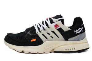 OFF-WHITE x Air Presto BLACK