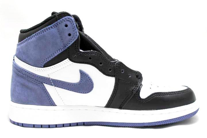 KICKCLUSIVE - Air Jordan 1 Retro High OG Blue Moon -Air Jordan 1 Retro Blue Moon- Blue Moon Jordan 1- Jordan 1 Blue Moon- Retro 1 - Blue Moon 1s -Jordan 1 for sell- Jordan 1 for Sale- AJ1- Blue Moon Jordan Ones- Blue Moon Jordan 1- Blue Moon Jordans - GS AJ1 - Blue Moon GS - AJ1 BM GS-4