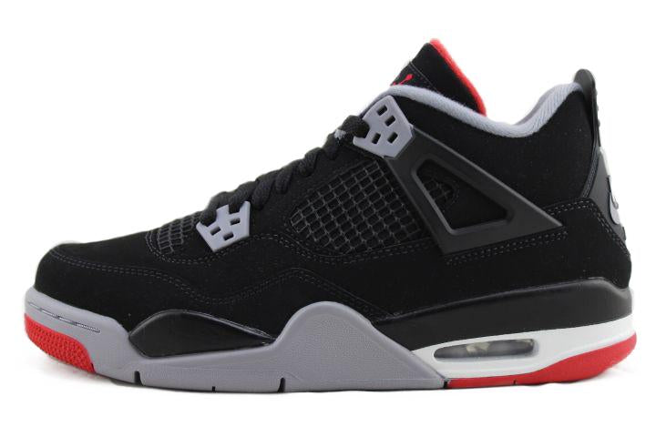 "Air Jordan 4 Retro ""Bred"" NIKE AIR 2019"