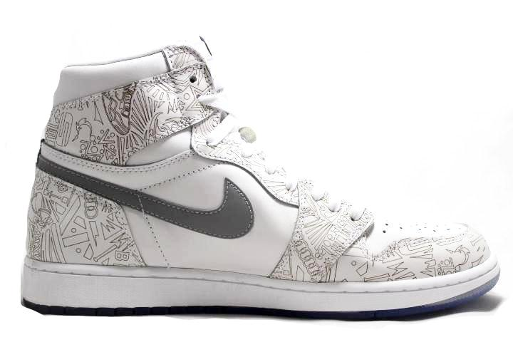 "Air Jordan 1 Retro High OG 30th Anniversary ""Laser"""
