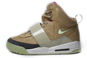 "Nike Air Yeezy 1 ""Net"" Size 10 PRE-OWNED*"