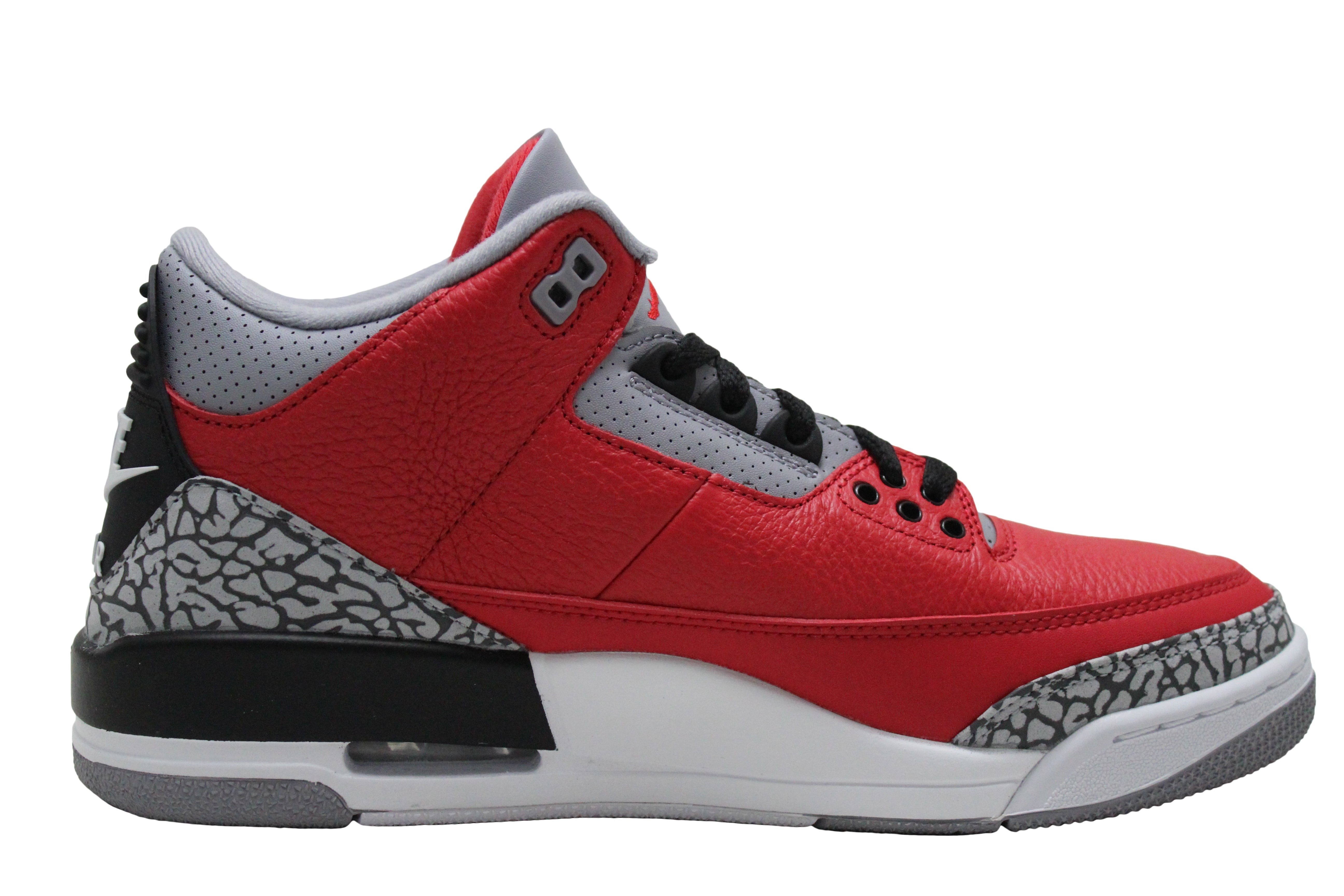 "Air Jordan 3 Retro SE ""Red Cement"" ALL-STAR 2020"