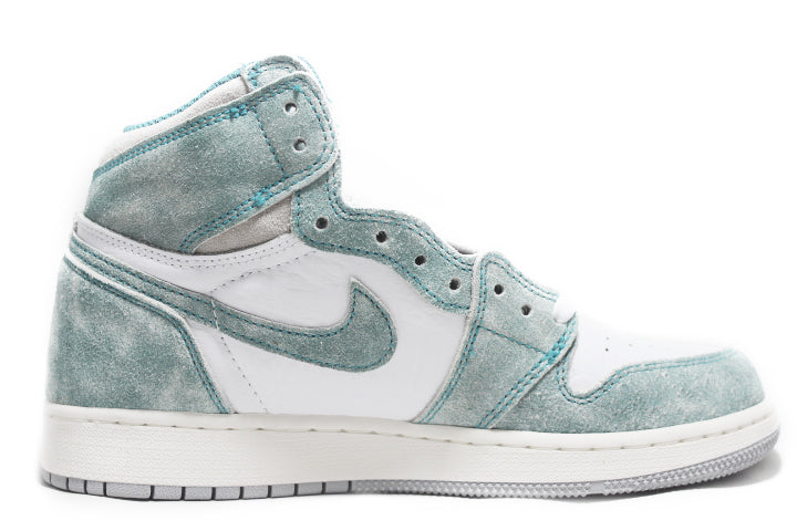 KICKCLUSIVE - Air Jordan 1 Retro High OG Turbo Green -Air Jordan 1 Retro Turbo Green- Turbo Green Jordan 1- Jordan 1 Turbo Green- Retro 1 - Turbo Green 1s -Jordan 1 for sell- Jordan 1 for Sale- AJ1- Turbo Green Jordan Ones- Turbo Green Jordan 1- Turbo Green Jordans - GS Air Jordans - Jordan 1 GS - 1s GS - AJGS1's -3