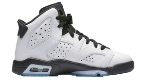 Jordan 6 Retro White Jade Black (GS) (RP BOX)