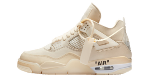 WMNS Off-White x Air Jordan 4