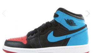 "PRESCHOOL Air Jordan 1 Retro High OG ""UNC to Chicago"""