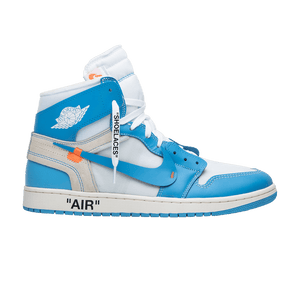 Air Jordan 1 Retro High Off-White University Blue
