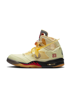 Air Jordan 5 x Off-White™ Sail