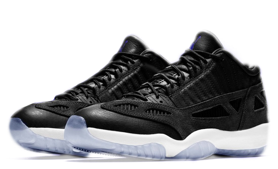 "Air Jordan 11 Retro Low IE (GS) ""Space Jam"""