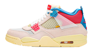 "Union x Air Jordan 4 ""Guava Ice"""