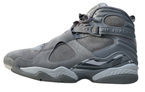 "PRE OWNED Air Jordan Retro 8 ""Cool Grey"""