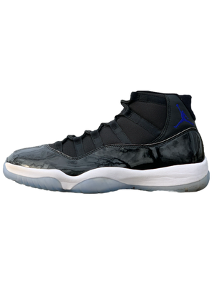 "PRE OWNED Air Jordan Retro 11 ""Space Jam"" ( 2016 )"