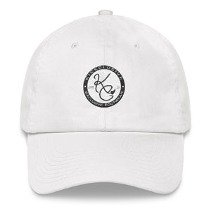 Kickclusive Dad hat - White