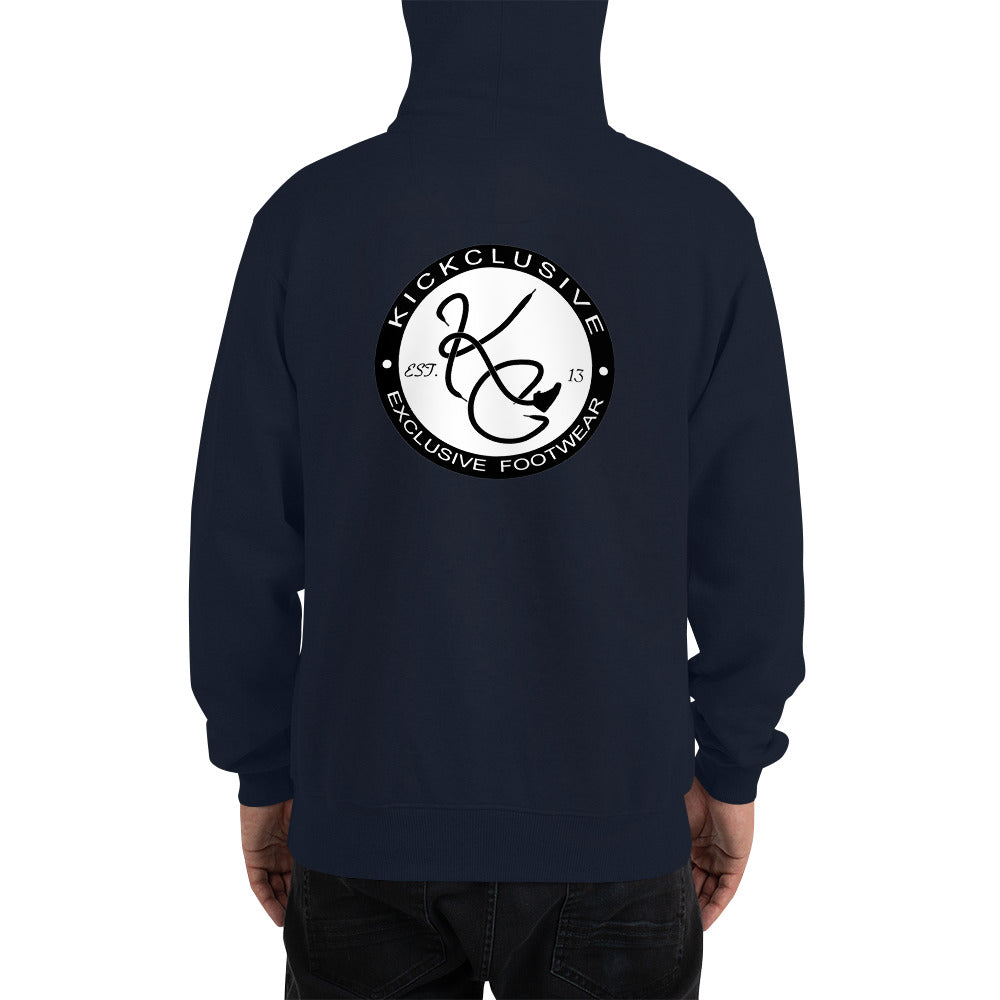 Kickclusive x Champion Stamp Hoodie Limited