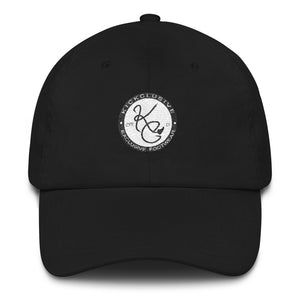 Kickclusive Dad hat - Black