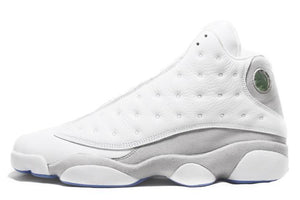 "Air Jordan 13 Retro ""White Grey University Blue"""