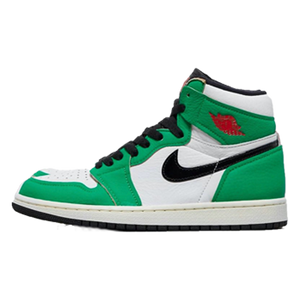 "Air Jordan 1 High OG WMNS ""Lucky Green"""