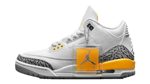 "Air Jordan 3 WMNS ""Laser Orange"" AUGUST PRE-ORDER"