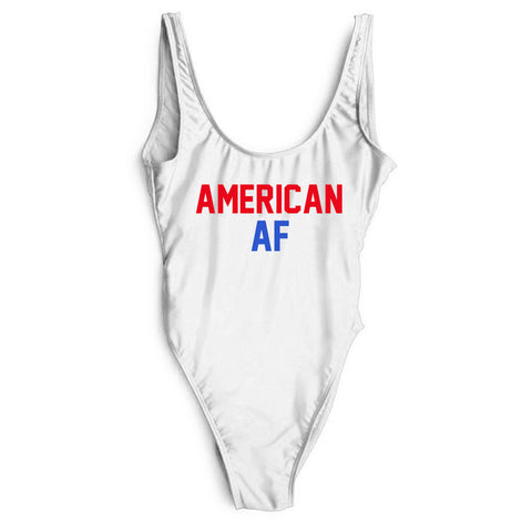 AMERICAN AF SWIMSUIT