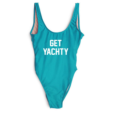 GET YACHTY SWIMSUIT