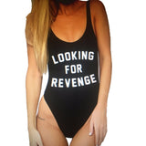 LOOKING FOR REVENGE SWIMSUIT