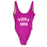 VODKA SODA SWIMSUIT