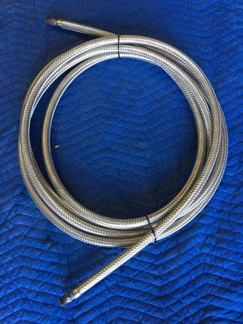 "1/2"" STAINLESS STEEL METAL HOSE"