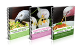 Natural Feeding System Cookbooks in Print - BirdTricksStore
