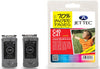 PG-40 / CL-41 JETTEC MULTI-PACK Remanufactured Ink Cartridges for Canon - Ink Shop