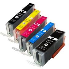 580/581XL Canon Compatible Ink Cartridges