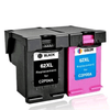 Choose any 1 HP Compatible ink Cartridges HP 62XLB Black or HP 62XLC Colour ink Cartridge