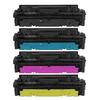 1 Set of 4 Compatible HP Laser Toner CF410X, CF411X, CF412X, CF413X  Multipack