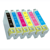 Compatible Ink Cartridge for Epson Stylus Photo P50 R265 R285 R360 RX560 RX585 PX6602, T801-T806