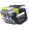 1 Set LC3217/LC3219XL  Brother Compatible Inks (4 Inks)