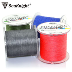 SeaKnight 330yd Multifilament Braided PE Line 8-100lb - National Fishing Association