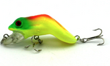6Pc Hard Frog Lures - National Fishing Association