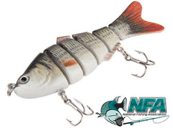 6 Segments Swimbait Hard Fishing Lure