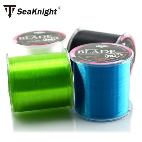 SeaKnight PE 330yd Multifilament  Line - National Fishing Association