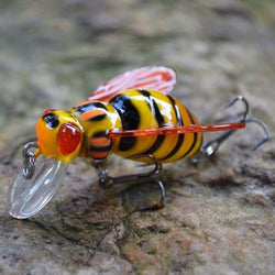 Crazy Bee Top Water Lure