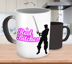 Reel B*tches Catch Fishes (MUG) - Limited Edition - National Fishing Association
