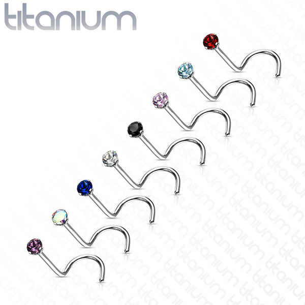 Titanium Nose Screw