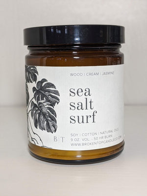Broken Top Candle Co. Sea Salt Surf
