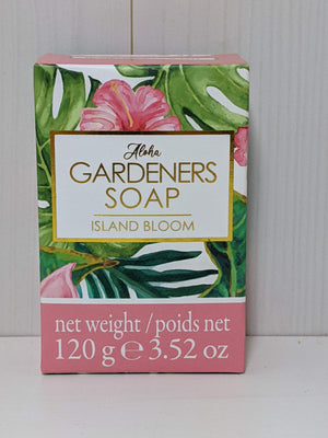 Gardeners Soap-Island Bloom