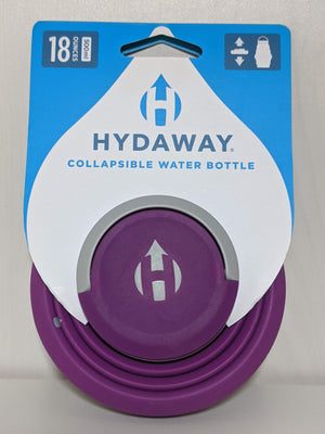 Hydaway Collapsible Water Bottle Purple